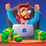 IT Corp Tycoon – Business Management MOD Unlimited Money