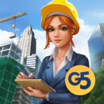Mayor Match Town Building Tycoon Match-3 Puzzle MOD Unlimited Money 1.1.106