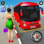 Modern Bus Simulator Ultimate Bus Driving Games MOD Unlimited Money Varies with device
