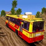 Offroad Coach Simulator Offroad Bus Games 2021 MOD Unlimited Money 4