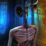 Siren Head Scary Horror Forest Story MOD Unlimited Money 1.4