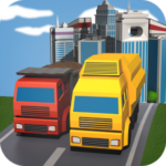 Transport Luck tycoon MOD Unlimited Money