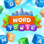 Word Tower – Free Offline Word Game MOD Unlimited Money