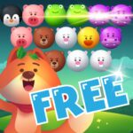 Bubble Shooter Animal World 2021 Free game MOD Unlimited Money