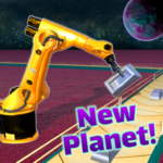 Idle Space Mining MOD Unlimited Money
