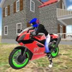 real moto bike racing- police cars chase game 2019 MOD Unlimited Money
