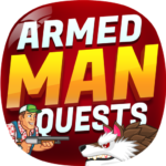 Armed Man Quests Game MOD Unlimited Money