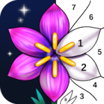 Coloring – color by number MOD Unlimited Money