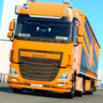 Euro Truck Driving Simulator Game MOD Unlimited Money