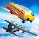 Jump into the Plane MOD Unlimited Money