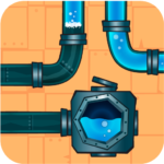 Water Pipes MOD Unlimited Money